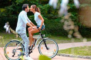 El beso en la primera cita