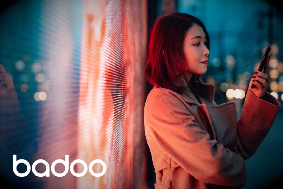 App movil vs sitio web de Badoo